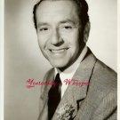 Paul Henreid MGM Portrait Publicity 8x10 B/W 1956 Photo