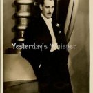 Warwick Ward Rare Man of Mayfair c.1931 Original Photo
