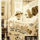 Rare RIVOLI Theater Maurice Chevalier LOVE ME TONIGHT Movie Display Photo