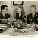Julie Bishop Thanksgiving Turkey Servicemen Warner Bros. Original Photo