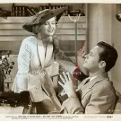 Janis CARTER William HOLDEN Miss Grant takes Richmond Original 1949 Movie Photo