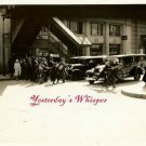 The GANG BUSTER c1931 Street Scene Original Movie Photo