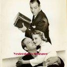 1930s Melvyn Douglas Louis Calhern Original MGM Photo