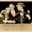 Viola Dana Tully Marshall c.1924 Silent Movie Photo