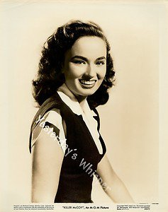 RARE Young Ann BLYTH Portrait Killer McCOY Original 1947 Portrait Movie Photo