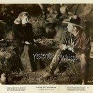 Robert MITCHUM Barbara Bel Geddes BLOOD ON THE MOON Original 1949 Movie Photo