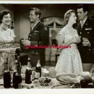 Rock Hudson Cornell Borchers c1956 Original Movie Photo