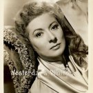 RARE Greer GARSON Glamour Closeup That FORSYTE WOMAN Original 1949 Movie Photo