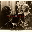 HARRIET HAMMOND - MICHAEL D. MOORE - THE MAN FROM RED GULCH - VINTAGE 1925 ORG MOVIE PHOTO 917
