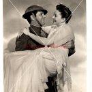 NANCY KELLY - JAMES CRAIG - FRIENDLY ENEMIES - 1942 VINTAGE MOVIE PHOTO