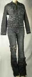 Culture - Missy Denim Jean and Jackets Sets