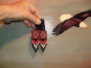 Native Earring   Item 2011A