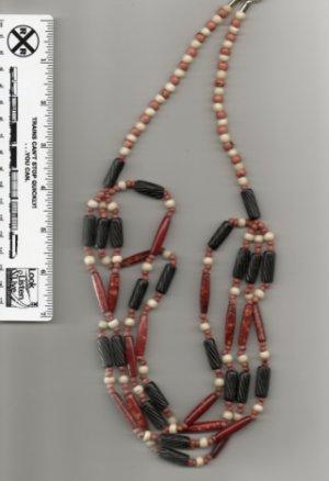 Native Bone Necklace Item 96