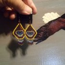 Pow Wow Regalia Earrings Item T140