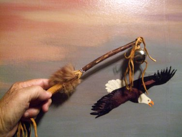 Warrior Medicine Stick Rattle Item W720