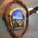 Hand Painted Dream Catcher Item RWDC520