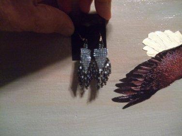 Native American Dance Earrings Item TE410