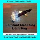 Spirit Medicine Cleansing Bag