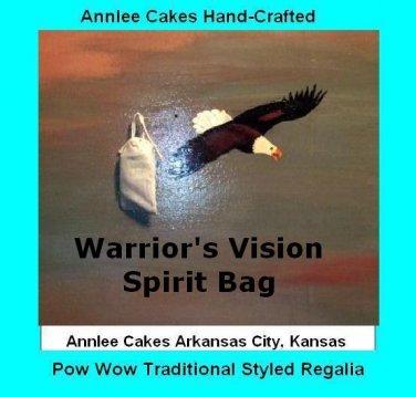 Spirit Medicine Warrior's Vision Bag