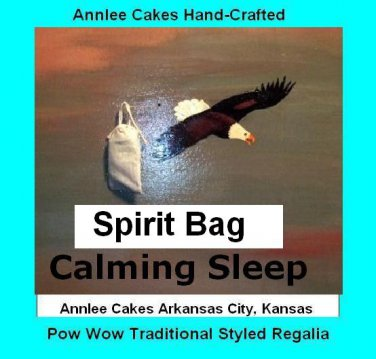 Spirit Medicine Calming Sleep Bag