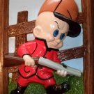 Elmer Fudd Hunter Wall Plaque Rare Find