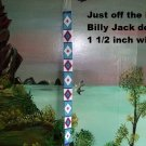 Billy Jack Wide Design Strip