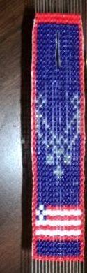 Air Force Memorial drop sash