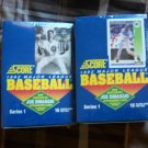 1992 Score Series I