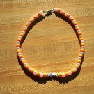 Big Orange Vols Necklace