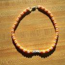 Big Orange Vols Necklace