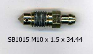 SB1015  M10 x 1.5  Speed Bleeder