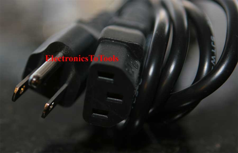 """Sony LMD-2110W 21.5"""" LCD Monitor AC Power Cord Cable Plug Wire"""