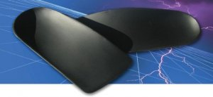 Hot Shots Arch Support Orthotics - Womens Size 10 - 10 1/2
