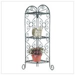 CORNER PLANT STAND-AVAILABLE NOW