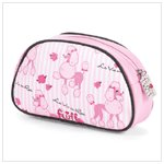 POODLE MAKE-UP BAG-AVAILABLE NOW-#37253