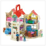 COUNTRY HOUSE PLAY HOUSE SET-AVAILABLE NOW-#36586
