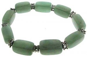 Jade Semi Precious Stone Bracelet