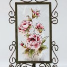 Rose Victorian Style Votive Candle Holder