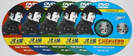 JEANSHEPHERD 5 DVD AUDIO COLLECTION