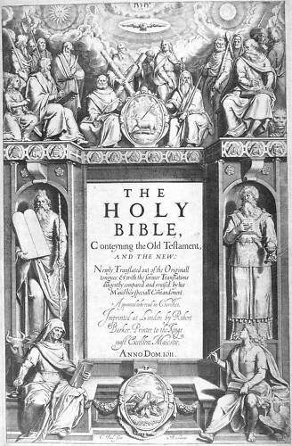 BIBLE-OLD TESTAMENT - King James Version Audio Book mp3