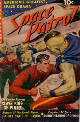SPACE PATROL (1952-1955) Old Time Radio-CD-ROM-100 mp3