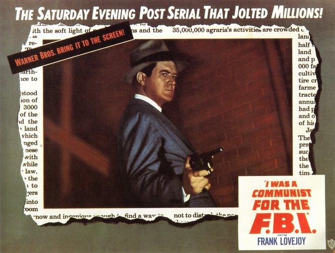 I WAS A COMMUNIST FOR THE FBI (1952-53) OTR CD 75 mp3