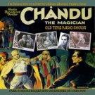 CHANDU THE MAGICIAN Old Time Radio - CD-ROM - 178 mp3
