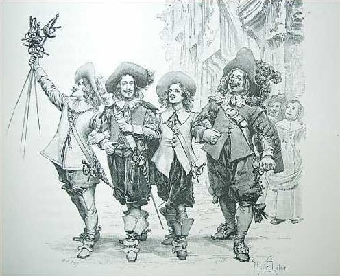 THREE MUSKETEERS By Alexandre Dumas Audio Book - CD-mp3