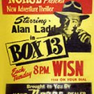 BOX 13 (1948-1949)  Old Time Radio - CD-ROM - 52 mp3
