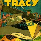 DICK TRACY (1935-48)  Old Time Radio - CD-ROM - 72 mp3-Bob Burlen Barry Thompson