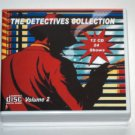 THE DETECTIVE COLLECTION Volume 2 OLD TIME RADIO - 12 AUDIO CD - 24 SHOWS