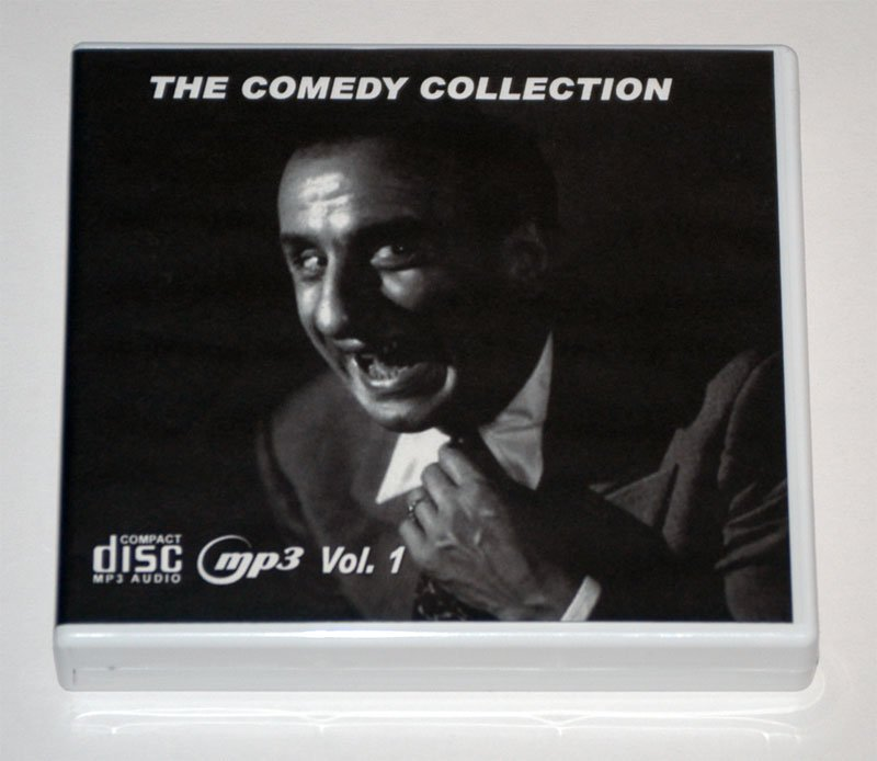 COMEDY COLLECTION VOLUME 2  OLD TIME RADIO - 12 CD-ROM - 999 mp3