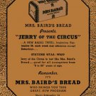 JERRY OF THE CIRCUS & JERRY AT FAIR OAKS (1937-38) OLD TIME RADIO-1 CD-193 mp3