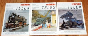 82 Telex-Insider-Club Märklin Magazines-28 Märklin Digital Newsletter + Bonus